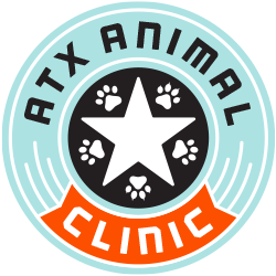 ATX Animal Clinic Logo